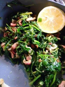 spinach sautee1