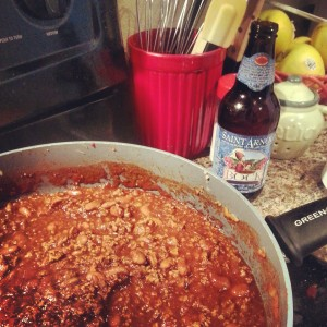 texas beer texas chili